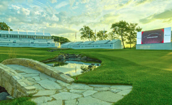 BMW Championship 2015 _ courtesy of GoVision