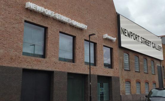 Newport Street Gallery ITe10