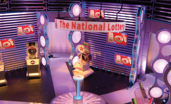 The National Lottery, UK