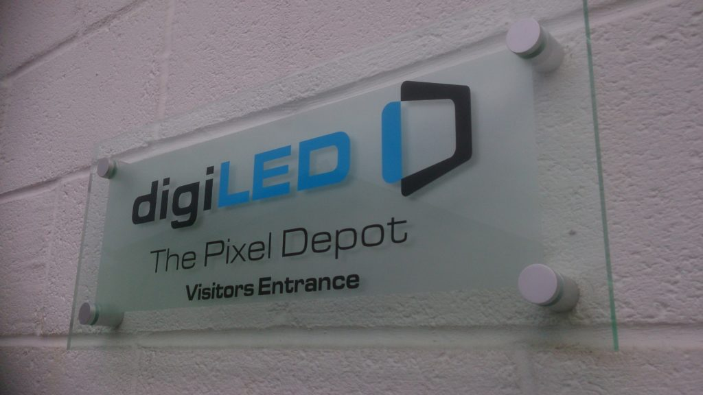 TPD digiLED sign