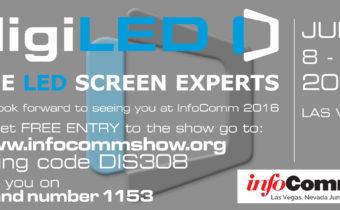 InfoComm 2016 LV invite