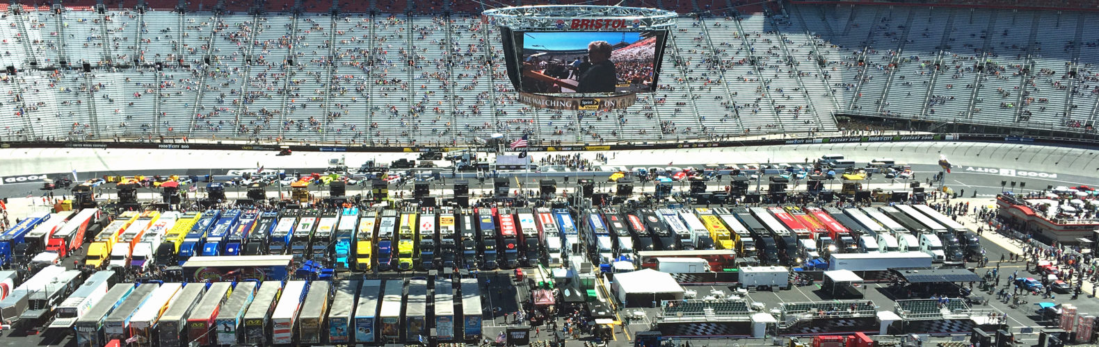 Toura; digiLED; World's largest LED screen; World's largest; Colossus TV; Bristol Motor Speedway; pixels