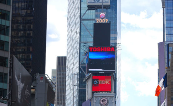 Toshiba Times Square FRAME (3)