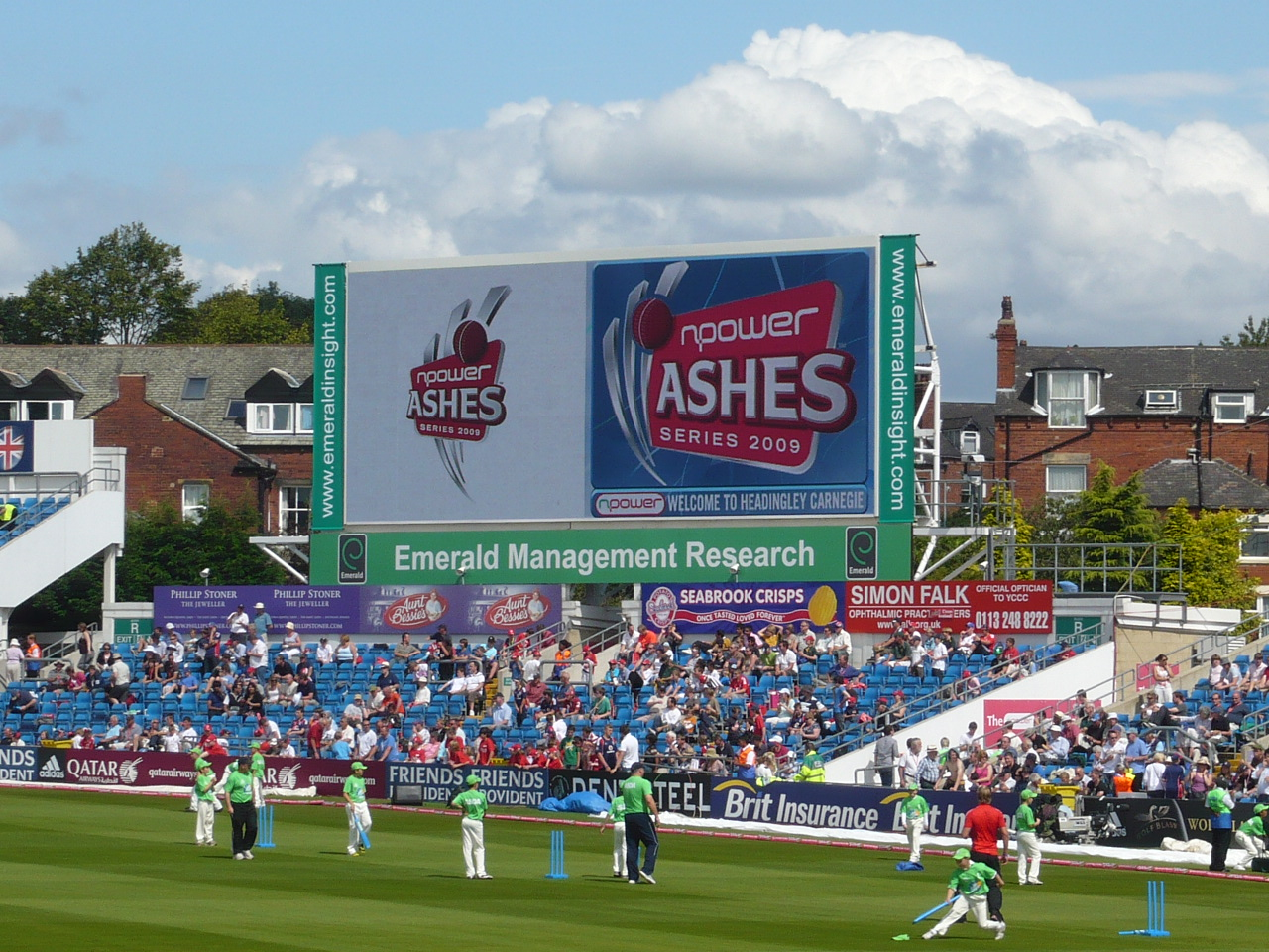 Headingley Cricket UK