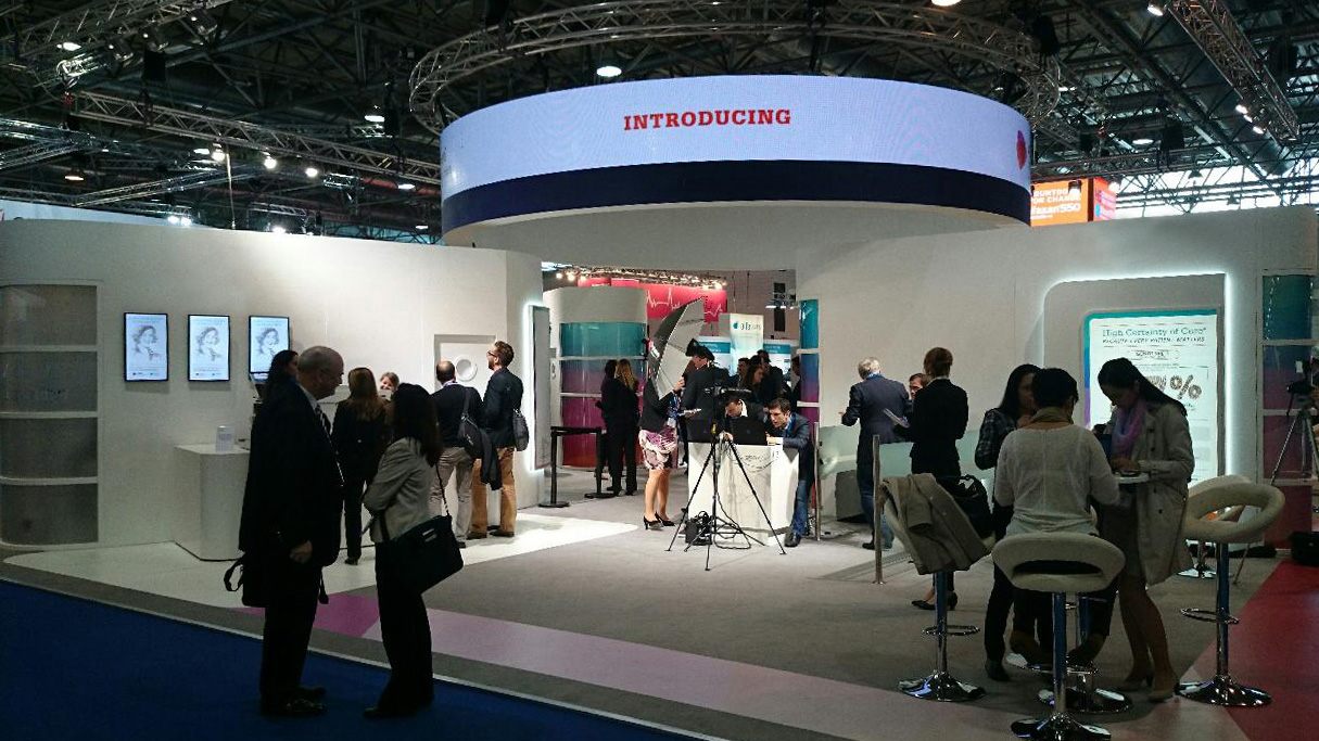 The Latest Digiflex Led Screen Shows Off At Vienna