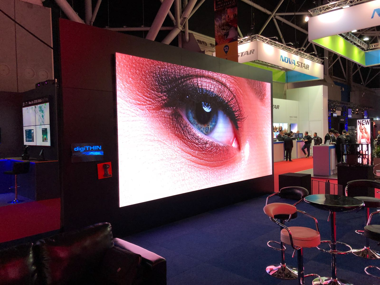 News Digiled Led Display Circuit Design Digithin A New Way To Look At